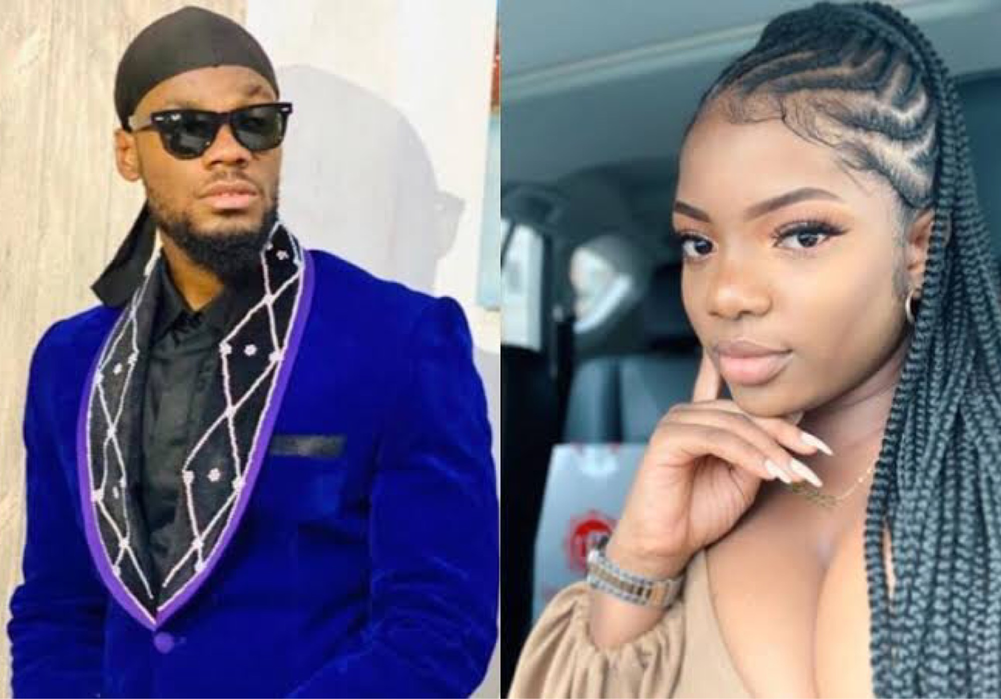 BBNaija's Dorathy Marks Her Territory After Fan Shoots Her Shot At Prince