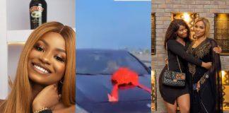 Iyabo Ojo's Teenage Daughter, Priscilla Acquires Mercedes Benz
