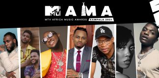 MAMA 2021: Davido, Tiwa Savage, Wizkid, Burna Boy Nominated For Artist Of The Year