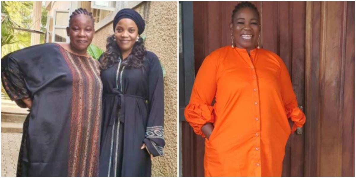 Actress Empress Njamah Calls For Prayers For Colleague Ada Ameh Following The Loss Of Her Daughter