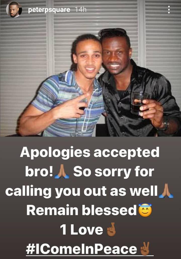 Okoye's post