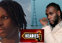 Fireboy, Burna Boy, Wizkid, Lead 2020 Headies Nominations