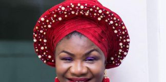 Actress Joke Muyiwa Bags PHD