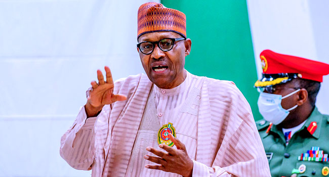 New Year Message: 2020 Was One Of The Most Trying Years For Nigeria – Buhari