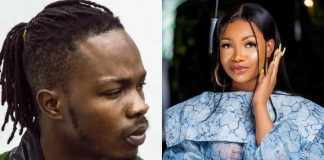 Naira Marley Sends Flowers To Tacha (Video)