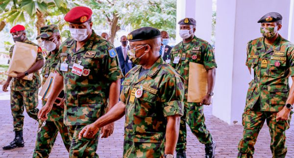 Insecurity: Buhari Should Surprise Nigerians And Change Service Chiefs – Ejiofor