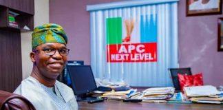 BREAKING: Bye-Election: APC's Abiru Wins Lagos East Senate Seat