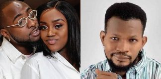 'Honor Chioma By Marrying Her' - Uche Maduagwu Tells Davido