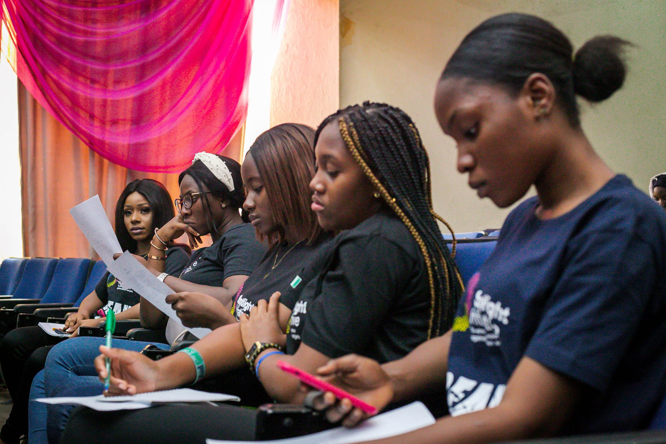 WARIF PARTNERS WITH JOINT EU-UN SPOTLIGHT INITIATIVE TO TRAIN STUDENTS ON GBV PREVENTION