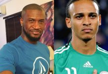'You Are Robbing People In Broad Day Light' - Osaze Odemwingie Calls Out Peter Okoye