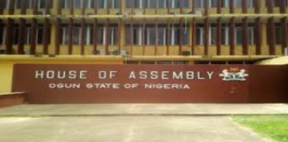 Police Recover Stolen Ogun Assembly Mace In Lagos