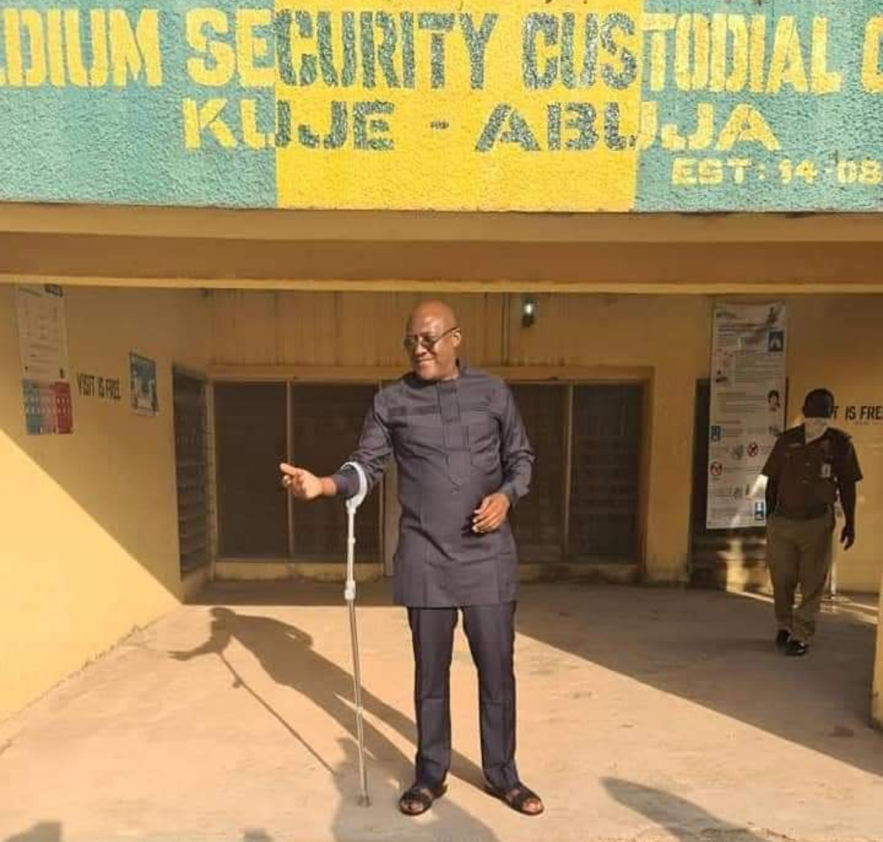 Metuh Released After 10 Months In Prison