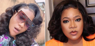 Actress Nkechi Blessing Begs Toyin Abraham For Forgiveness