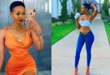 Kenyan Socialite Huddah Monroe Hits Hard On Those Who Despise Rich Kids
