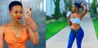 Kenyan Socialite Huddah Monroe Hits Hard On Those Who Despise Rich Kids