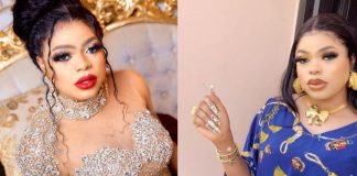 """I'll Hook Your Wife Up With A Fine Sugar Boy"" — Crossdresser, Bobrisky Informs Unfaithful Men"