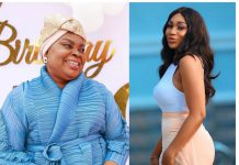 Actress Ebube Nwagbo Loses Her Mother