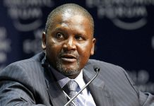 Africa's Richest Man, Aliko Dangote Reportedly Loses $900 Million In 24 Hours