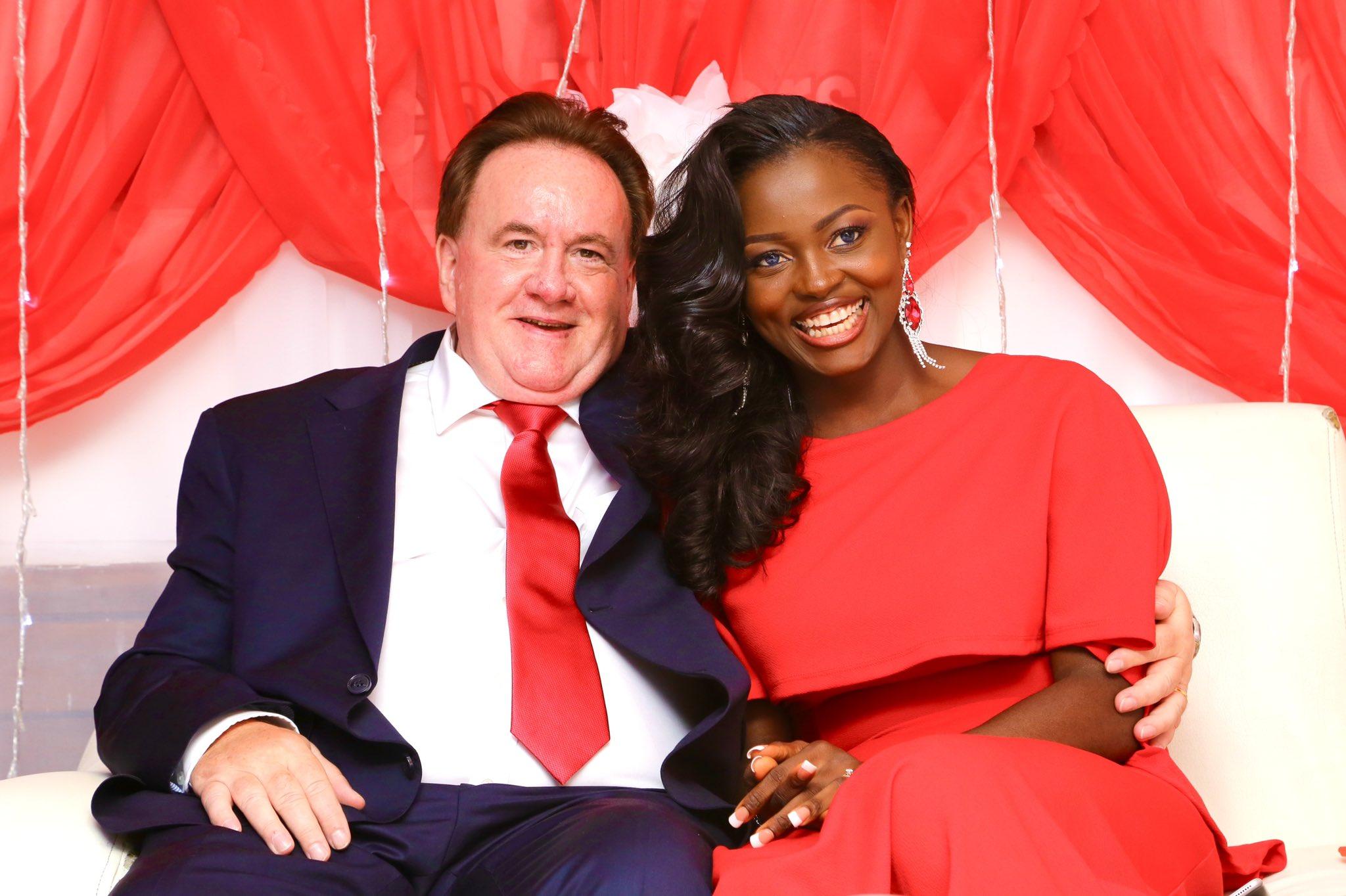 Ka3na and her husband