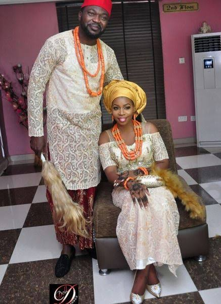 Buchi and his wife