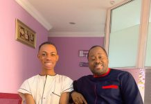 James Brown Excited As He Meets Desmond Elliot For The First Time