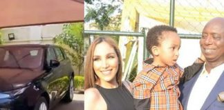 Ned Nwoko Buys Range Rover For His Wife, Laila