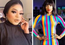 """Na For Inside Cell You Go Treat That Your HIV With Your Wide Mouth"" – Bobrisky Replies James Brown"