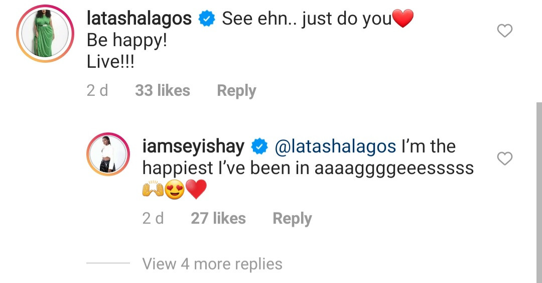 """""""I'm The Happiest I've Been In Ages"""" - Seyi Shay"""