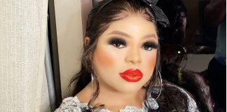 Bobrisky Promises To Start Up A Business Venture For Lady, Who Tattooed His Face On Her Body