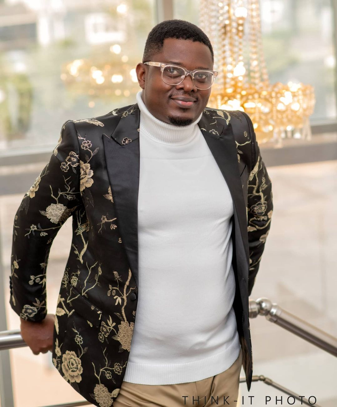 Muyiwa Ademola Grateful As He Clocks New Age