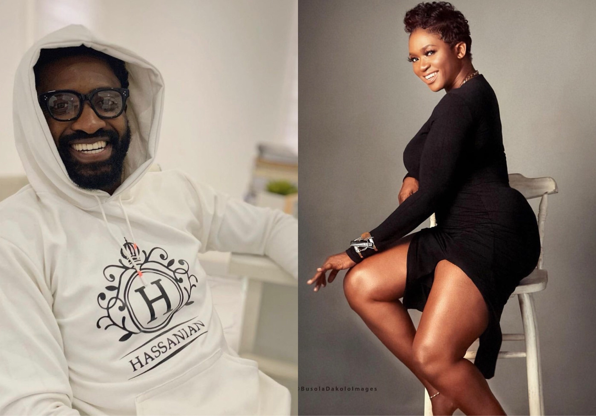 Singer, Waje Confirms She Is In A Romantic Relationship With Ric Hassani