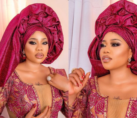 Toyin Lawani Reacts After Discovering One Of Her Staff Was Wearing Her Bra