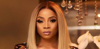 """Rock Your Pain Because You've Earn Bragging Rights Called Wisdom"" - Toke Makinwa Advises"