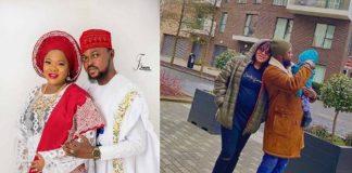 Toyin Abraham Pens Heartfelt Message To Her Husband On His Birthday