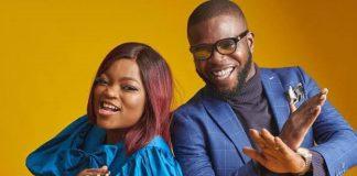 JJC Skillz Shares Hilarious Video Of His Wife, Funke Akindele