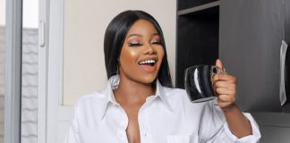 "Tacha Garners 1Million Followers On Facebook; Says ""It's A Big Win For Her"""