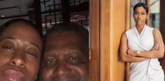 American Entrepreneur Bea Lewis Releases Another Photo With Aliko Dangote