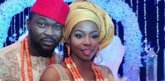 Comedian Buchi And Wife, Rukky Celebrate 4th Wedding Anniversary