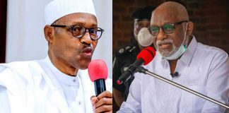 Armed Herders: Buhari Needs To Speak Out Against Criminality, Says Akeredolu