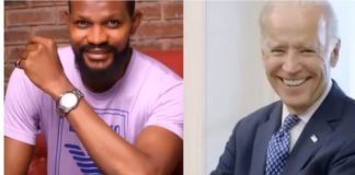"""Place Sanctions On Nigeria Over Its Inhuman Laws Against Homosexuals"" - Uche Maduagwu Tells US President Joe Biden"