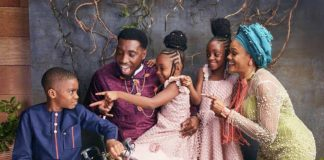 Singer Timi Dakolo Shares Heartwarming Message He Received From His Daughter