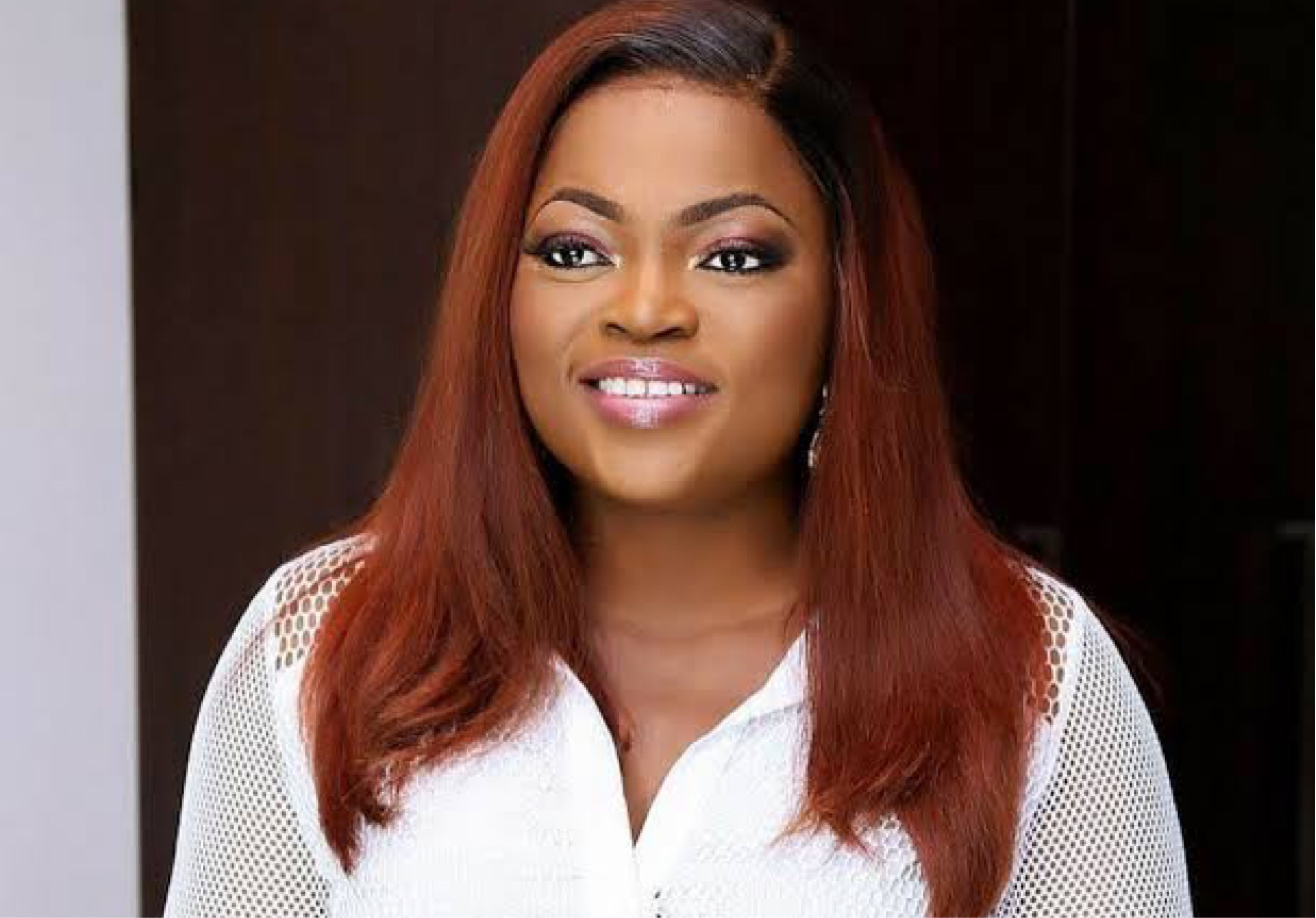 Funke Akindele Joins The #Silhouette Challenge