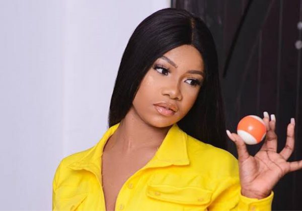 """I'm Not On Any Nigerian Level"" - Tacha Says After Nicki Minaj Follows Her On Instagram"