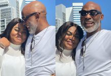 """My Heart Still Dey Cut 2 Times If I Hear Your Name"" – Actor, RMD Gushes Over Wife"