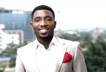 Singer Timi Dakolo Surprises Lady At Her Home