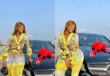 """""""I Bought My Benz With My Own Money"""" - Iyabo Ojo's Daughter, Priscilla Clears The Air"""