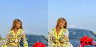 """I Bought My Benz With My Own Money"" - Iyabo Ojo's Daughter, Priscilla Clears The Air"