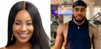 BBNaija: Erica And Praise Link Up For His Birthday (Video)