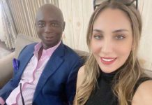 Ned Nwoko Celebrates Wife Of 10 Years; Takes Her On Romantic Date