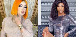 Bobrisky Reacts After James Brown's Instagram Page Gets Deleted